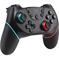 [2020 Upgraded Version] Olimoxi Wireless Switch Pro Controller for Nintendo Switch, Remote Pro Controller Gamepad Joypad, Joystick for Nintendo Switch Console