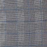 Fabulous Fabrics Strickjacquard Glencheck - königsblau -