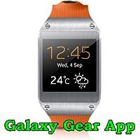 Galaxy Gear App