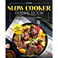 Slow Cooker Recipe Book UK 2021: Quick and Delicious Slow Cooker Recipes for the Whole Year incl. Desserts and Side Dishes