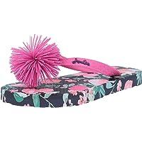 Joules Jnr Flip Flop Fruit Navy Rubber Child Flip Flops Sandals