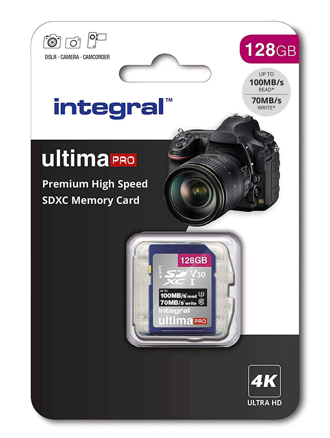 Integral-256Gb-SD-Card-Premium-4K-High-Speed-Memory-SDXC-Up-To-100MBS-V30-UHS-I-U3