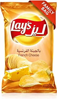 Lay's French Cheese Potato Chips 170gm