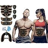 kames skoss prestige Electroestimulador Muscular Abdominales Masculino Femenino, Keat Estimulador Muscular Brazo + Muslos + P