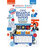 Oswaal CBSE Sample Question Paper Class 10 Mathematics Standard Book (For Term I Nov-Dec 2021 Exam)