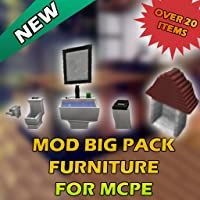 Mod Furniture Pack for Minecraft PE