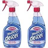 2 x CarPlan de Icer 500 ml Spray