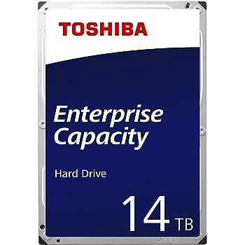 Toshiba MG07ACA14TE - Disco Duro Interno de 14 TB, Color Gris