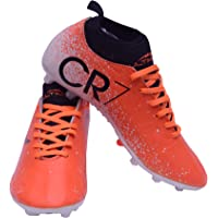 TRADY Ultimate CR7 Ronaldo Ankle Football Shoe Studs Shoes for Men