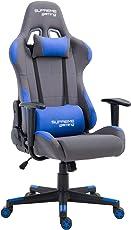 CARO-Möbel Gaming Drehstuhl Swift Racer Gamer Bürostuhl Schreibtischstuhl PC Chefsessel in Modernen Farben