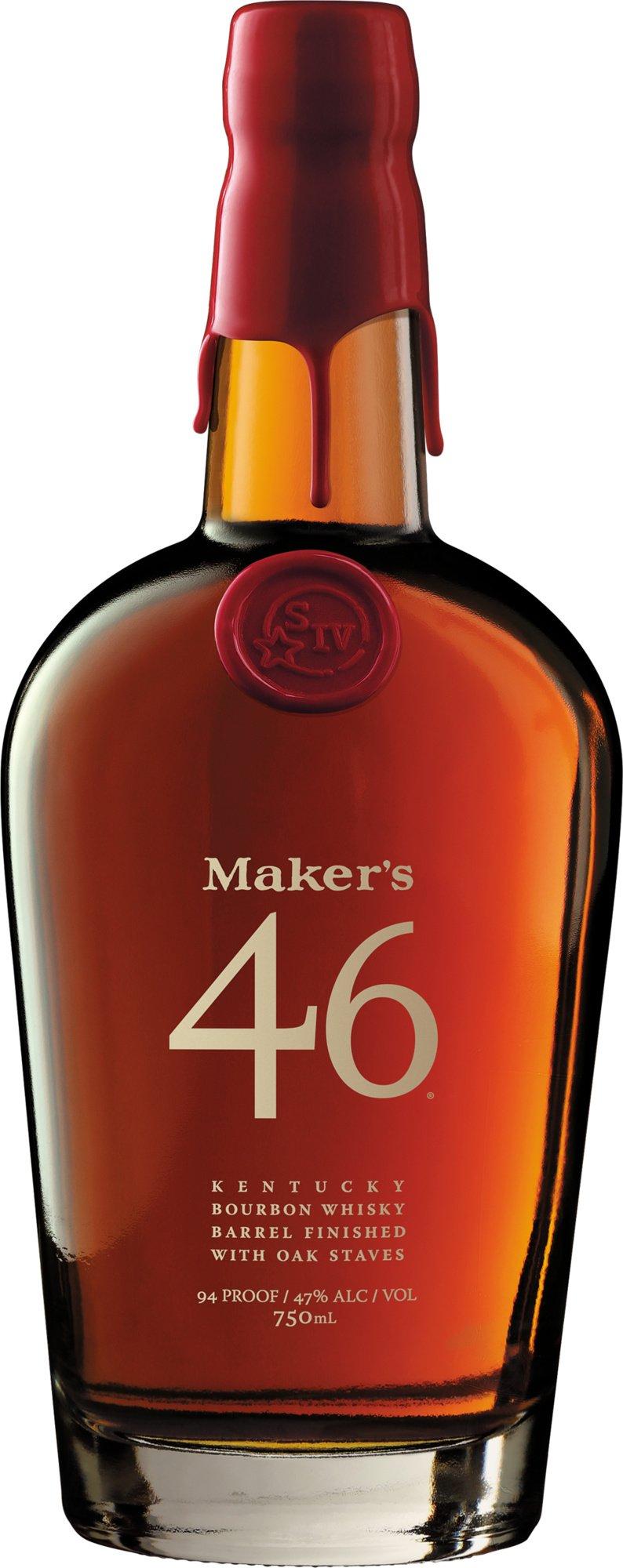 Maker's Mark 46 Kentucky Bourbon Whisky, 700 ml