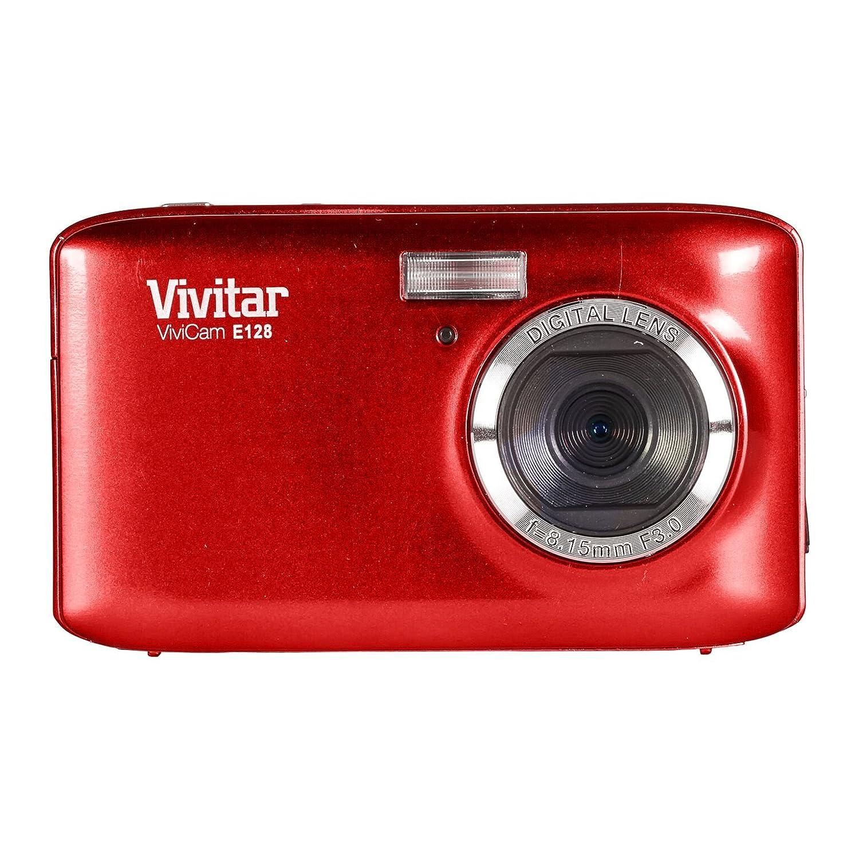 18 Megapixel Compact Digital Camera Vivitar E128 18MP: Amazon.co ...