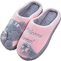 Nasonberg Pantofole Donna Uomo Invernali Confortevole Morbido da Interno