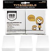 Vanguard Lot de 150 pochettes de protection pour cartes à collectionner Yu-Gi-Oh (Yugioh), Cardfight!!