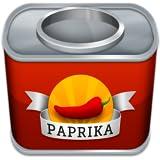 Paprika Rezept-Manager