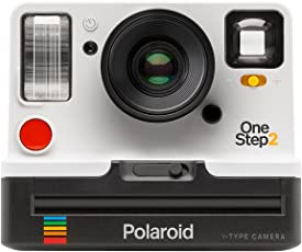 Polaroid Originals OneStep 2 Fixed Focus Lens Camera (White, 9003)