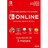 Nintendo Switch Online - 3 Meses | Nintendo Switch - Código de descarga