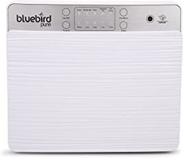 Bluebird Pure™ NaturO2 Cabin 7 Stage White Air Purifier withRemote control - Wall mounting compact