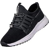 Ansbowey® Ragazzi Ragazze Scarpe Sportive Bambini Sneakers Corsa Traspirante Anti Scivolo Ginnastica Interno Passeggio…