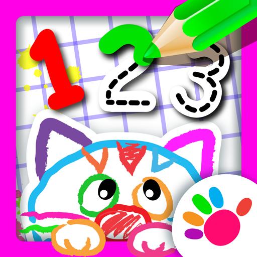 123 Disegno Giochi Educativi Per Bambini 2 3 Anni Amazonit