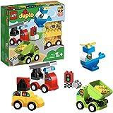 LEGO 10886 DUPLO Mina Första Bilskapelser, Flerfärgad