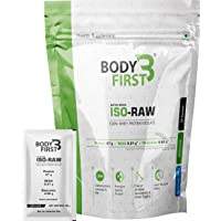 Body First ISO-RAW 100% Whey Protein Isolate
