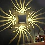 uksunvi LED 3W Applique murale AC85-265V Moderne aluminium lampe créative lumières intérieures pour la maison lumière d'écono