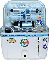 R.K. Aqua Fresh India 15-Liters RO+UV+UF+TDS Adjuster Water Purifier (White)
