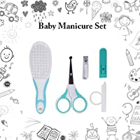 Prime Pedicure and Manicure Kit for Baby Kids, Baby Care Kit Set for New Born Baby Gifting, Pack of 1