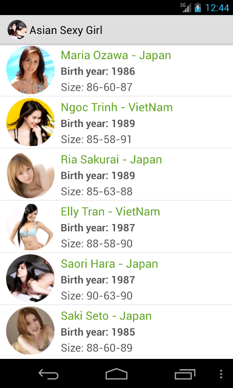 Asian Sex Porn Girl - 2