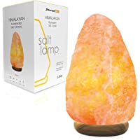 2-3 Kg Salt Lamp- Pink Crystal Light Home Decor Accessory with Button Control and British Style Electric Plug Fine…