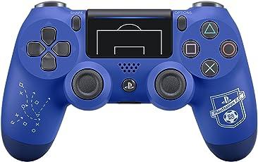 Sony Limited Edition PlayStation UEFA F.C. Dualshock 4 Wireless Controller,Blue