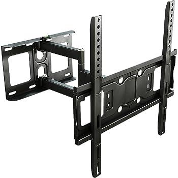 ricoo tv wandhalterung schwenkbar neigbar s5144 elektronik. Black Bedroom Furniture Sets. Home Design Ideas
