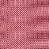 Fabulous Fabrics Futterstoff Ornamente – rot —
