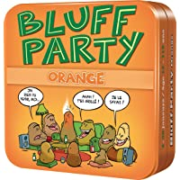 Asmodee - CGBPO01 - Bluff Party - Orange