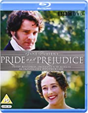 Pride And Prejudice [Blu-ray] [1995] [Region Free] IMPORT