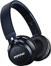 Mpow Bluetooth Kopfhörer Over Ear, kabellose bluetotoh Headset mit AptX, On-Ear Steuerung, Eingebautem Mikro, Aux-Unterstützung