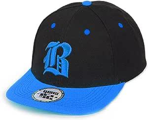 morefaz New Gar/çon Fille Casquette de Baseball Cap Rose A-Z Enfants Chapeau Baseball Bonnet Unisexe MFAZ Ltd A