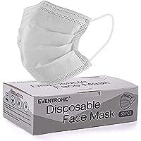 Maschera per il viso monouso Eventronic 50PCS Maschera per la bocca a prova di polvere traspirante Maschera per la…