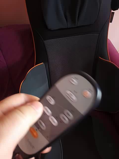 Medisana MC 825 Cojín de masaje Shiatsu, cojín de asiento de masaje con acupresión, masaje de cuello, función calor, 3 intensidades, función luz roja, ...