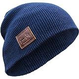 Grace Folly Knit Beanie Hat Cap for Men or Women