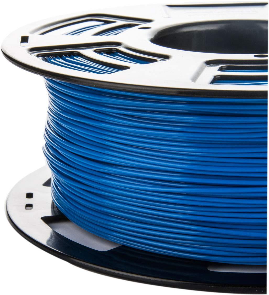 Stronghero3D desktop fdm 3d printer filament pla bleu 1.75mm 1kg (2.2 lbs) Précision de +/- 0.05 mm