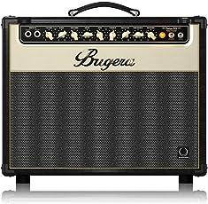 Bugera E-Gitarrenverstärker V22 INFINIUM Schwarz-Beige