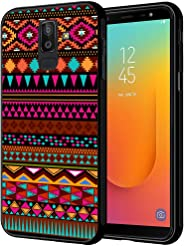 Amazon Brand - Solimo Designer Motif Printed Hard Back Case Mobile Cover forSamsung Galaxy J8 2018 / Samsung Galaxy On8 (D114