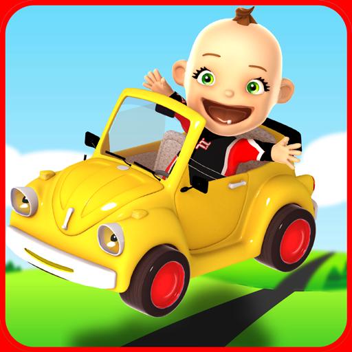 Baby Car Fun 3D - Racing Game (Kostenlos)