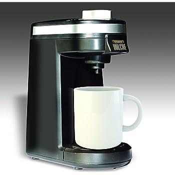 Dolché Compact, Cafetera para Café Americano en Cápsulas, K-cups Keurig 2.0 y compatibles