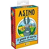 Lisciani Giochi- Ludoteca Le Carte dei Bambini Asino Gioco di società, Multicolore, 85743