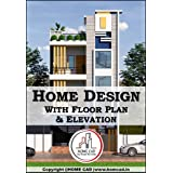 3D House Design: 15 Houses With Floor Plan and Elevation