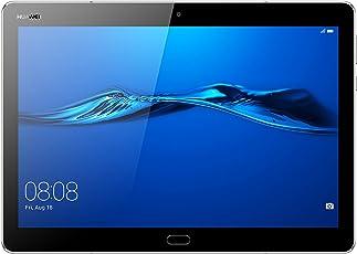 """Huawei Mediapad M3 Lite 10 Tablet LTE, Display da 10"""", CPU Qualcomm MSM8940, Octa-Core, RAM 3 GB, 32 GB Memoria Intena, Grigio [Space Gray] Android 7.0"""