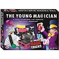 online shopo kart the young magician 101 amazing magic tricks (Multi color)